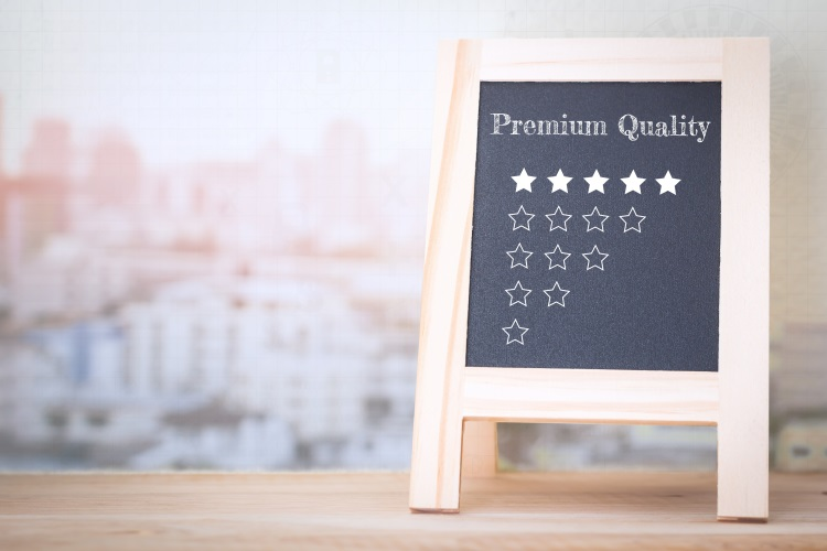 Do You Offer A Premium Product?