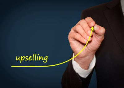How to Use Upselling to Increase Customer Happiness, Retention and Revenue