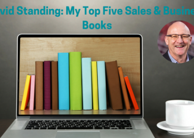 My Top Five Sales & Business Books