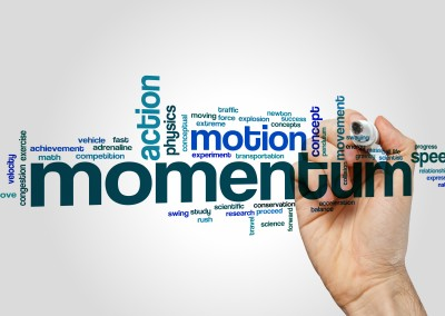 6 Ways To Create Momentum In Business