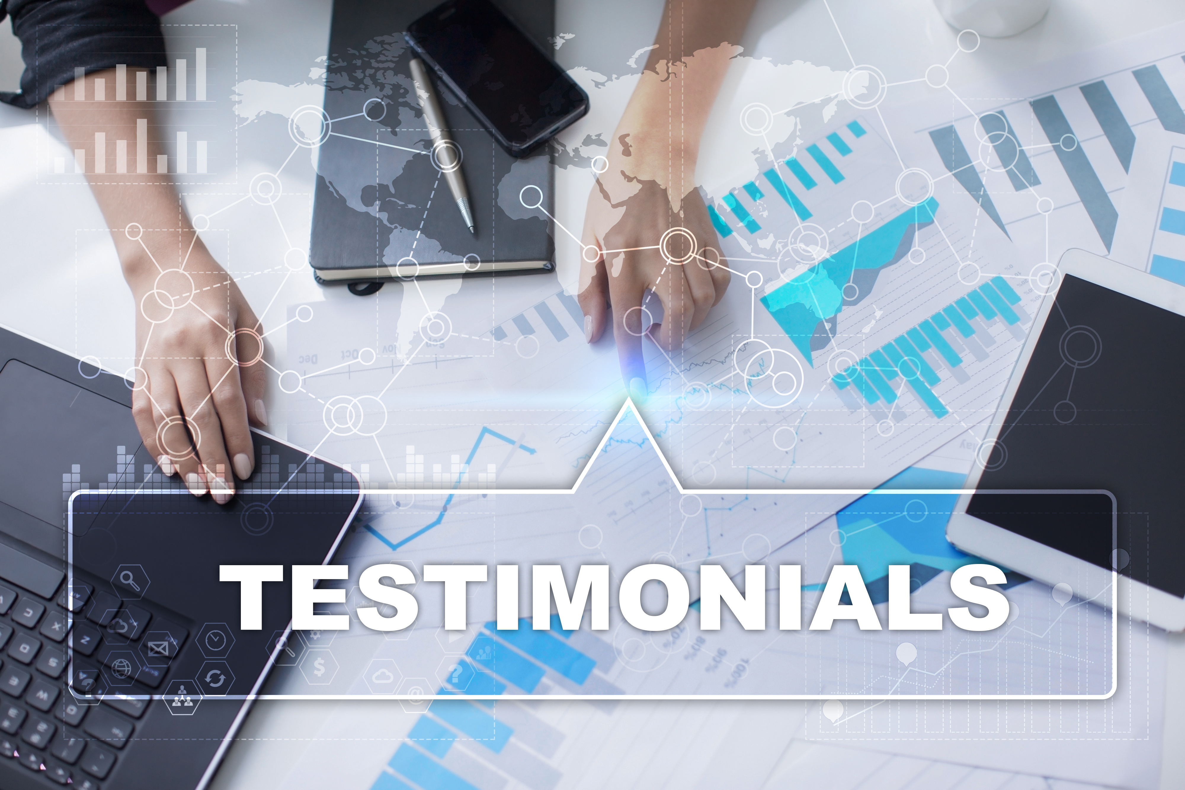 Image How Great Testimonials Will Generate More Sales and Profits
