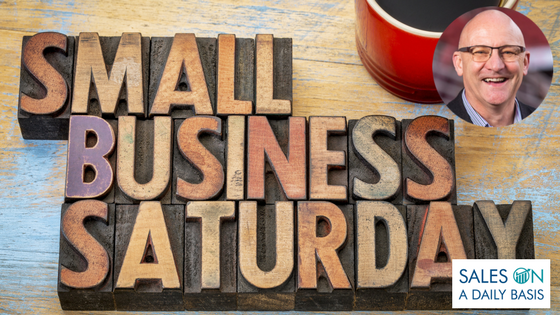 image small business Saturday