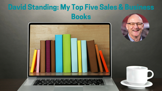 Image David Standing: My Top Five Sales & Business Books
