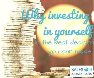 Investing In Yourself Is The Best Decision