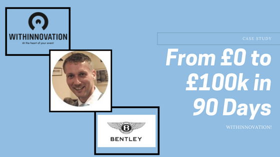 From £0 to £100k in 90 Days